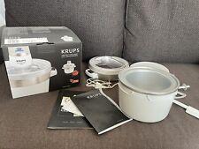 Eismaschine Krups Perfect Mix 9000