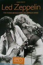 Led Zeppelin: The Stories behind Every Led Zeppelin Song, New, by Chris Welch