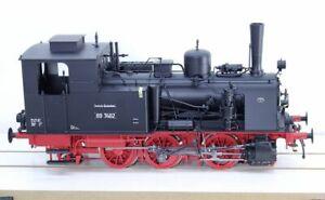 KM1 108909 Dampflok T3 BR 89 7462 DB Bw Hamm Museum Koblenz NEM