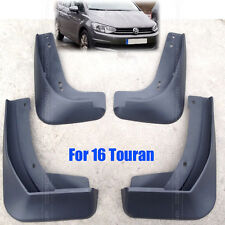 FRONT REAR FIT FOR VW TOURAN 2016 2017 MUDGUARDS MUD FLAPS SPLASH GUARDS MUDFLAP