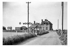 bb0808 - Buxton Lamas Railway Station , Norfolk - photograph 1963