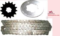 BSA BANTAM D1 D3 D5 D7 D10 D14 B175 14T GEARBOX SPROCKET & CHAIN 90-0299/90-0070