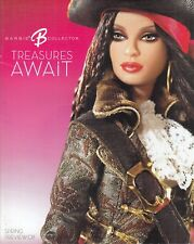 2007 Barbie Doll Collector Catalog - Pirate , Wizard Oz , Mary Poppins - Grease