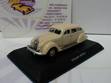 "Best of Show 87131 # Chrysler Airflow Baujahr 1934 in "" beige "" 1:87 NEU"