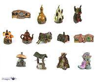 Fiddlehead House Micro Mini Miniature Large Cottage Home Fairy Garden Accessory