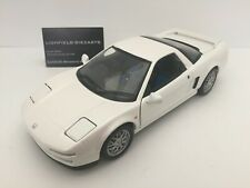 KYOSHO 1:18 HONDA NSX TYPE S IN PEARL WHITE LIMITED EDITION VERY RARE