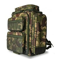 Saber Camo 90lt Rucksack Backpack Fishing Camping Bag Military DPM Hiking Travel