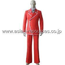 Cosplay Costume Yu-Gi-Oh! Maximillion Pegasus New in Stock Retail Free Shipping