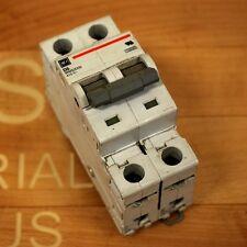 Cutler Hammer Wms2D05 Circuit Breaker - 2 Pole, D Curve, 5 Amp 415V - Used