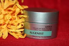 ALGENIST GENIUS ULTIMATE ANTI AGING EYE CREAM FULL SIZE .5 OZ NO BOX  AUTHENTIC