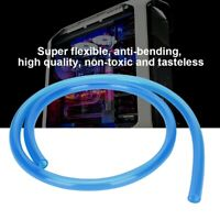1m/3.28ft 9.5x12.7mm Transparent PVC Pipe Tube for Computer Water Cooling For PC