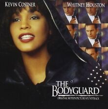 WHITNEY HOUSTON: THE BODYGUARD CD ORIGINAL FILM SOUNDTRACK / KENNY G / NEW