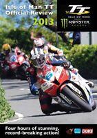 TT 2013 DVD. DUNLOP, MCGUINNESS. ISLE OF MAN TT RACES DVD. 240 MINS. DUKE 1892NV