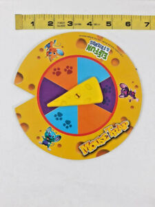 Elefun & Friends 2013 MOUSE TRAP Game Replacement Parts ~ Spinner ~ Ships FREE