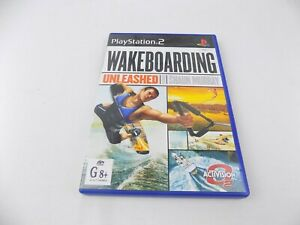 Mint Disc Playstation 2 Ps2 Wakeboarding Unleashed Free Postage