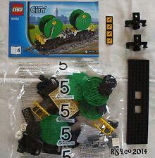 Lego® City Waggon mit Kabelrollen (60052) NEU passend zu 60051 7938 60052