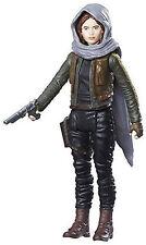"Star Wars Rogue One 3.75"" Jedha Revolt Jyn Erso Loose"