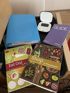 WEIGHT WATCHERS Pro Points Starter Pack Eating Out And Shop Guide & Calculator