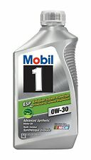 Mobil 1 Engine Oil  ESP X1 0W-30 6-Quart Box(5.7Litre)