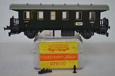 Liliput HO 270 00 Personenwagen 81270 3 Kl DB (CD/307-8R1/2)