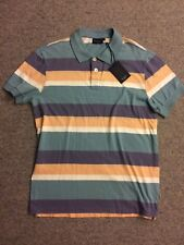 PAUL SMITH JEANS MEN POLO T-SHIRT SIZE SMALL