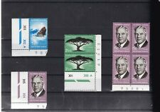 BRITISH COLONIES SOUTH WEST AFRICA MNH DR. WERWOED SET + BLOCK