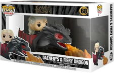 Game of Thrones - Daenerys & Fiery Drogon 68 - Funko Pop! - Vinyl Figur
