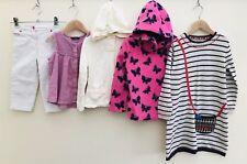 Girls Bundle Clothes 4-5 Nutmeg Indigo <D4821