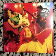 Black Sabbath Steel City Schizophrenia LP Limited Rare Import Ozzy Osbourne NEW