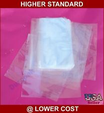 8.5x6 inch 200pcs Shrinkable Wrapping Packaging Bags Transparent Industrial Packaging Sealer Bags uxcell POF Heat Shrink Wrap Bags