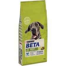 PURINA BETA Adult Large Breed Dry Dog Food with Turkey 14 kg