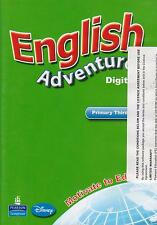 Longman ENGLISH ADVENTURE DIGITAL Level 3 Primary Third Year Software @NEW@