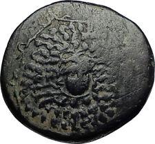 KABEIRA PONTUS 105BC Mithradates VI the Great Time GORGON NIKE Greek Coin i67713