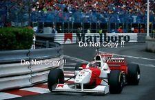 David Coulthard McLaren MP4/11 Monaco Grand Prix 1996 Photograph