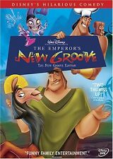 Emperor's New Groove [The New Groove Edition] (2005, REGION 1 DVD New)