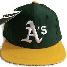 Oakland Athletics Vintage Snapback Cap for Kids-Eds West