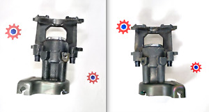 2 each - Both LH & RH Rear Brake Caliper ; Hummer Humvee ; 12342341 & 12342342