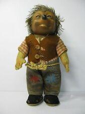 a69) Alter Steiff  IGEL Mecki Stofftier  ca. 18cm guter Zustand Figur