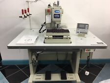 SUOTE 9820 AUTOMATIC 22 STYLE KEY HOLE BUTTONHOLE INDUSTRIAL SEWING MACHINE