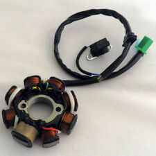 DC Ignition Stator Magneto Coil Generator for GY6 150cc 125cc Chinese Scooter