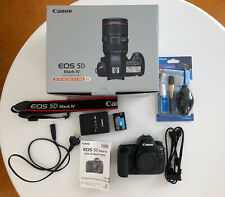 Canon EOS 5D Mark IV DSLR Camera (Body Only) Great Condition