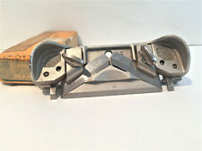Side Rabbet Plane v. Stanley No. 79 in Original-Vepackung