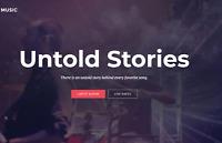 Music Wordpress Website (With Demo Content)