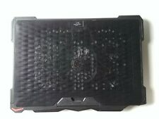 VENCCI Laptop Cooling Pad S-035 Notebook 5 Fan Coolers Pads 2 USB Ports