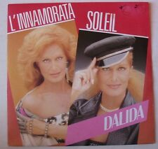 DALIDA (SP 45Tours) L'INNAMORATA - SOLEIL - FRANCE 1984