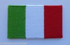 Flag of Italy Patch