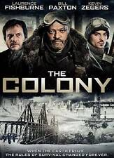 NEW The Colony - Laurence Fishburne, Bill Paxton (DVD, 2013) FREE SHIPPING