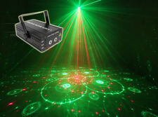 150mW Red Green Laser stage light Christmas Pub Bar DJ Event Party Decor Light Z