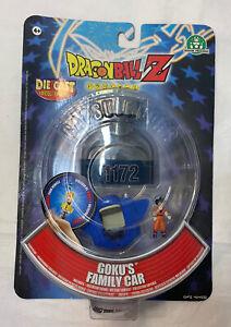Dragon Ball Z Space Capsule Corp 1172 MINIATURE Goku Family Figure 2000 DieCast