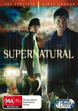 Supernatural The Complete Season 1 TV Series DVD 6 Disc Set